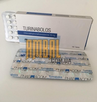 Turinabolos 10mg цена, Turinabolos 10mg 100 tab Pharmacom Labs купить, отзывы, фото