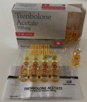 Trenbolone Actate 100mg Swiss Remedies (тренболон ацетат)
